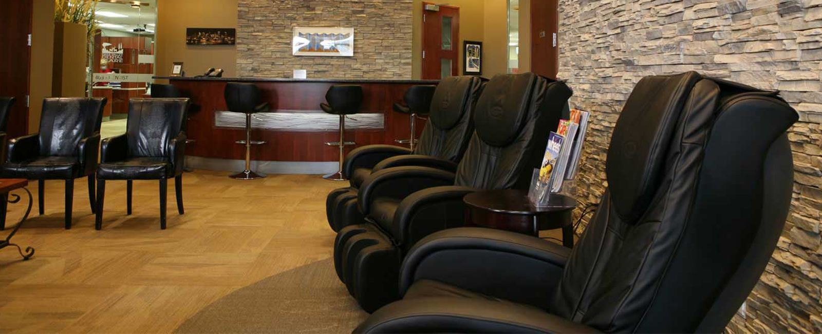 Deer Valley Dental Massage Chairs, Calgary
